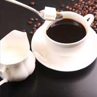 Kaffeetasse Weiß