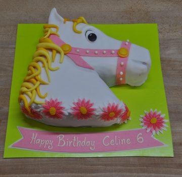 Pferd Geburtstagstorte
