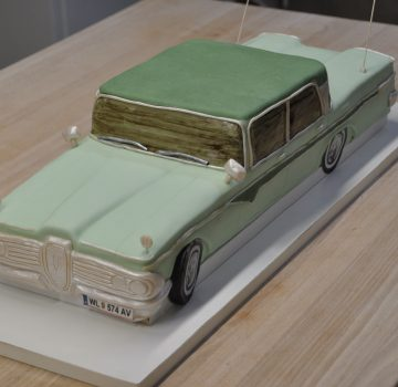 Geburtstagstorte Auto