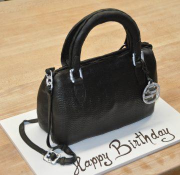 Geburtstagstorte Handtasche