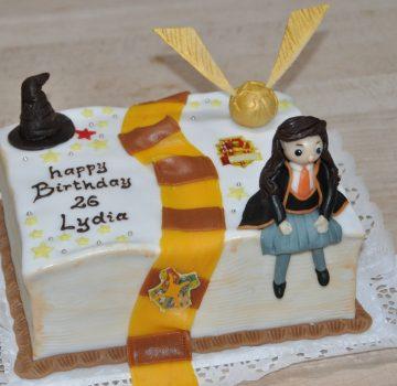 Geburtstagtstorte Zauberer